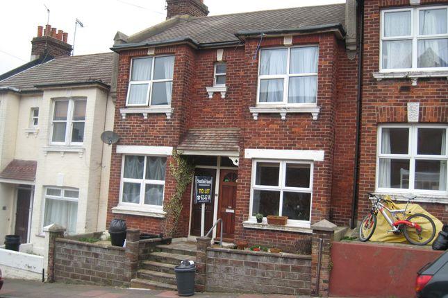 Thumbnail Maisonette to rent in Shanklin Road, Brighton