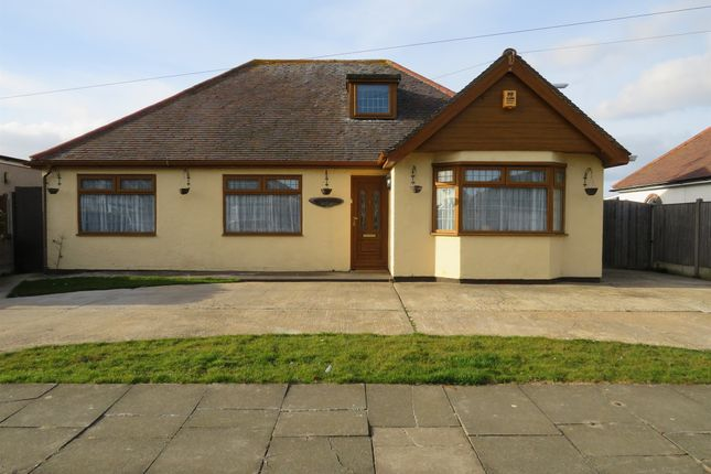 Thumbnail Detached bungalow for sale in Bedford Road, Holland-On-Sea, Clacton-On-Sea