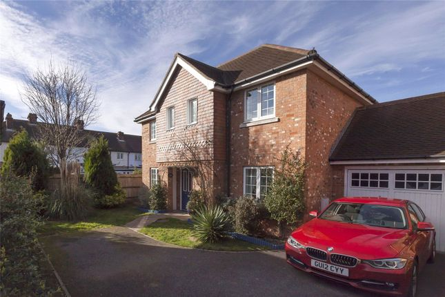 Thumbnail Detached house for sale in Blue Leaves Avenue, Coulsdon
