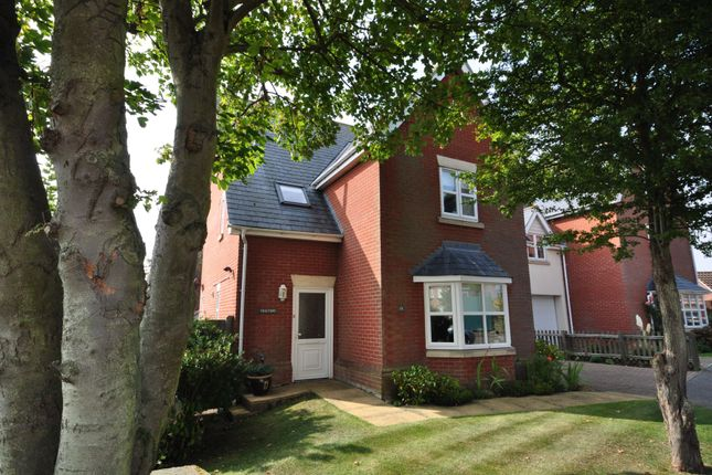 Thumbnail Detached house for sale in Louise Close, Walton-On-The-Naze