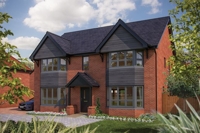 "Thumbnail Detached house for sale in ""The Ascot"" at Barrosa Way, Whitehouse, Milton Keynes"