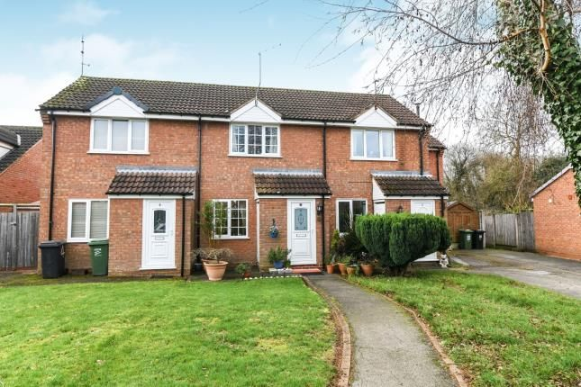Terraced house in  Northfield Close  Church Hill North  Redditch  Worcestershire  Birmingham
