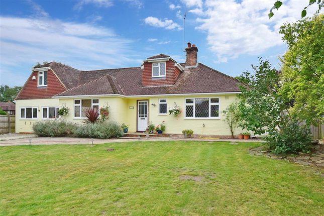 Thumbnail Bungalow for sale in London Road, Coldwaltham, West Sussex