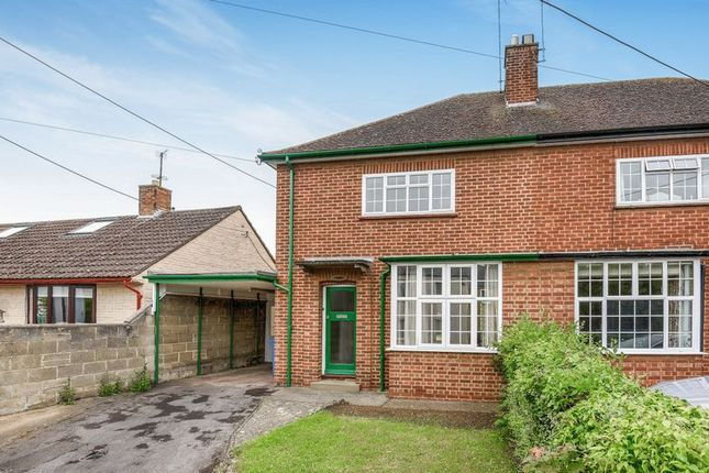 Thumbnail Semi-detached house to rent in Chapel Street, Bicester