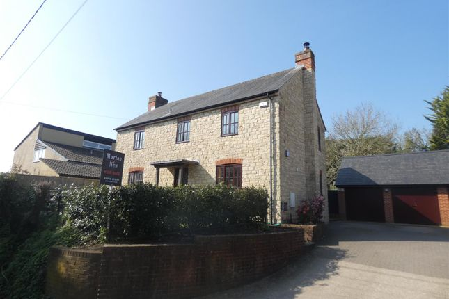 Thumbnail Detached house for sale in Lydden Vale, Partway Lane, Hazelbury Bryan, Sturminster Newton