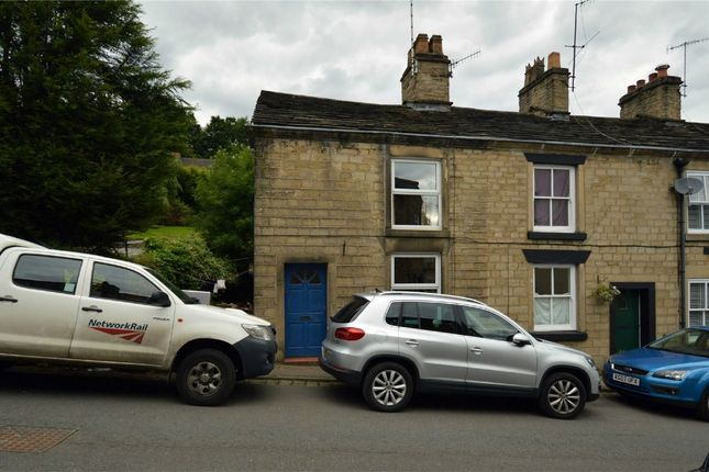 Thumbnail End terrace house for sale in High Street, Bollington, Macclesfield, Cheshire