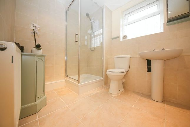 Shower Room of Thackeray Place, Worsley Mesnes, Wigan WN3