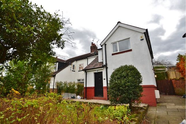 Thumbnail Semi-detached house to rent in Wensley Drive, Leeds