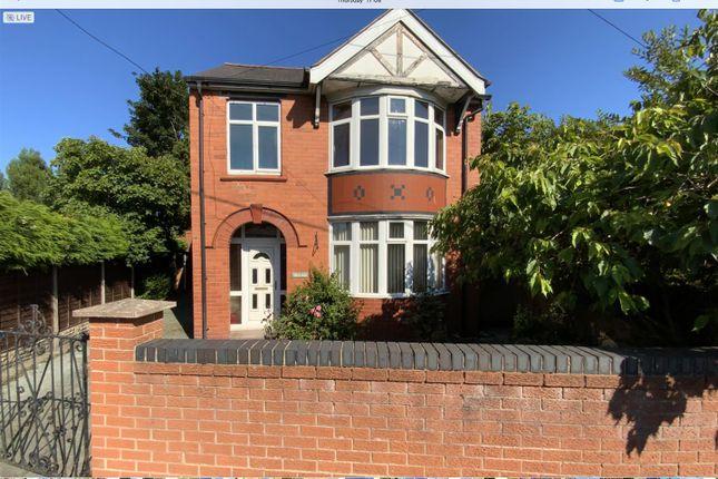 3 bed detached house for sale in Pen Y Graig, Rhosllanerchrugog, Wrexham LL14