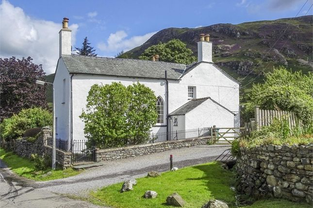 Thumbnail Detached house for sale in Little Town, Newlands Valley, Keswick, Cumbria