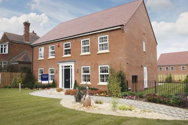 "Thumbnail Detached house for sale in ""Gilthorpe"" at Brookfield, Hampsthwaite, Harrogate"