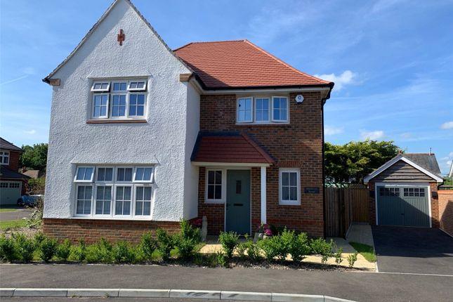 Thumbnail Detached house for sale in Skylark Way, Barnham, Bognor Regis