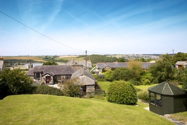 Thumbnail Detached house for sale in St. Issey, Wadebridge