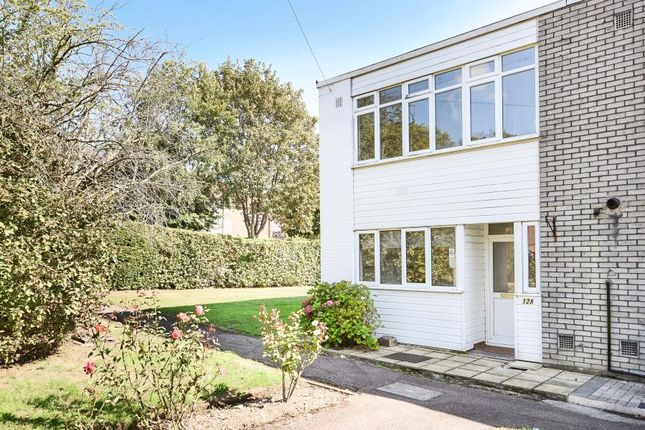 Thumbnail End terrace house to rent in Dene Road, Northwood