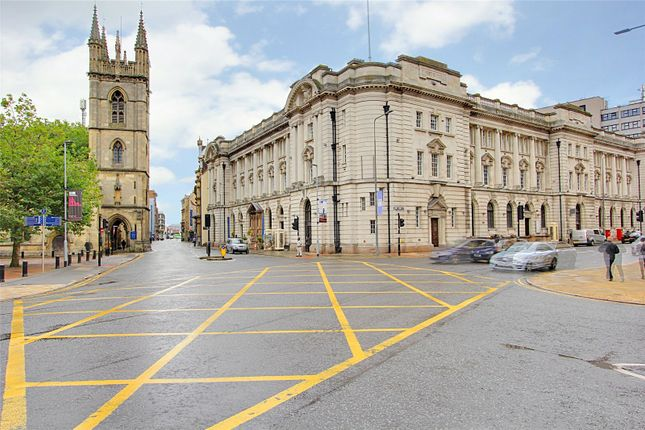 Thumbnail Flat for sale in City Exchange, Lowgate, Hull, East Yorkshire