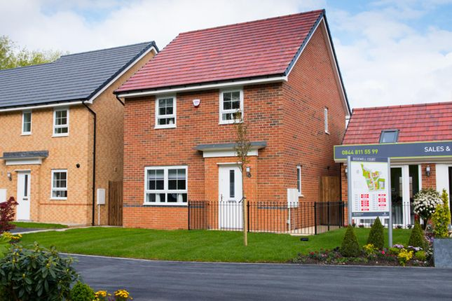 """Thumbnail Detached house for sale in """"Chester"""" at Bedewell Industrial Park, Hebburn"""