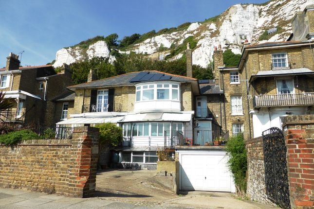 Thumbnail Terraced house for sale in East Cliff, Dover