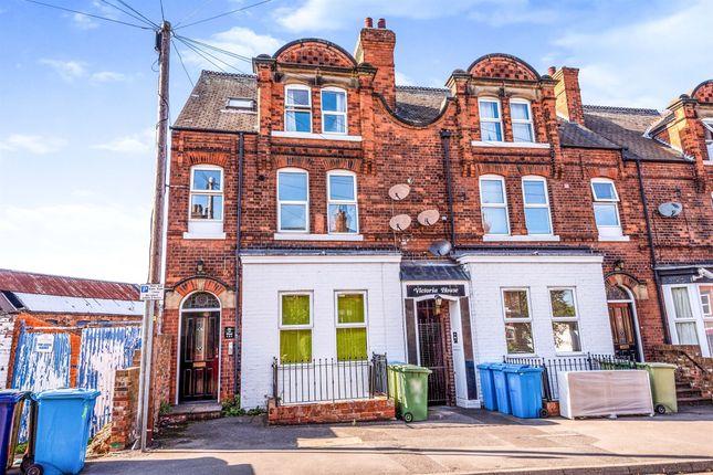 3 bed maisonette for sale in Victoria Road, Retford DN22