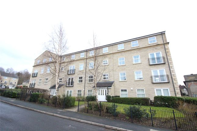 Thumbnail Flat for sale in Freeman Court, Bailiff Bridge, Brighouse, West Yorkshire
