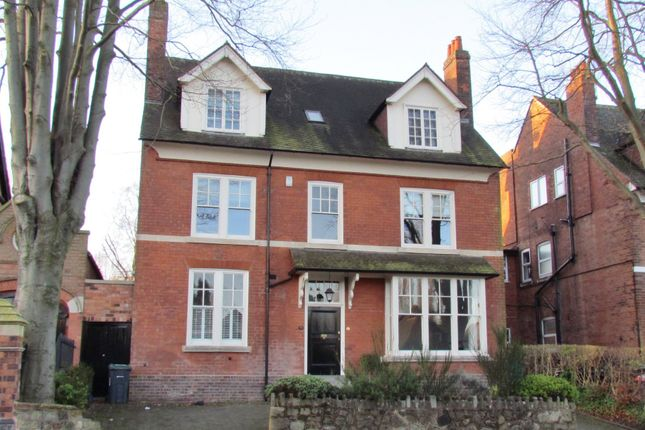 Thumbnail Detached house to rent in Portland Road, Edgbaston, Birmingham