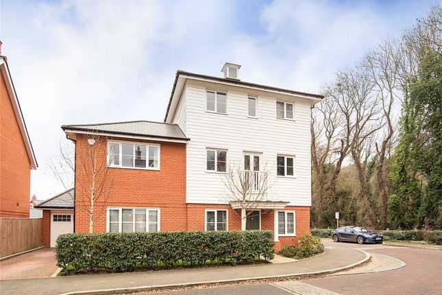 Thumbnail Detached house for sale in Sierra Road, High Wycombe, Buckinghamshire