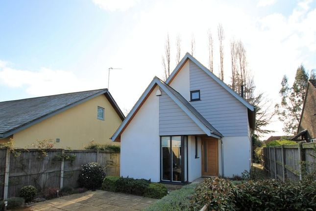 Thumbnail Detached house for sale in Nursery Close, Hellesdon, Norwich