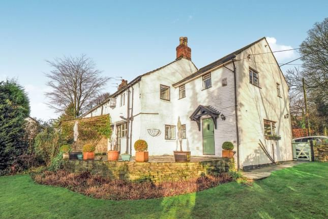 Thumbnail End terrace house for sale in Mottram Old Road, Stalybridge, Cheshire, United Kingdom