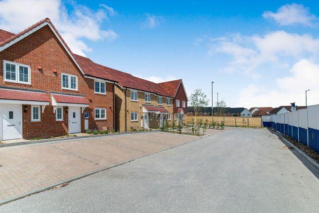 Thumbnail Semi-detached house for sale in Priestley Road, Basingstoke