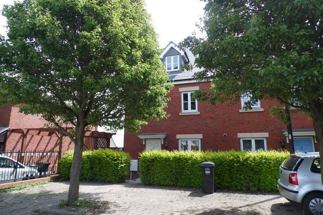 Thumbnail Property to rent in Bransby Way, Weston Village, Locking Castle East