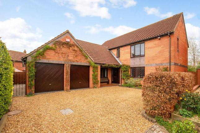 Detached house for sale in Burewelle, Two Mile Ash, Milton Keynes