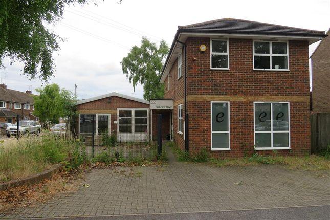 Thumbnail Studio for sale in Queen Street, Houghton Regis, Dunstable