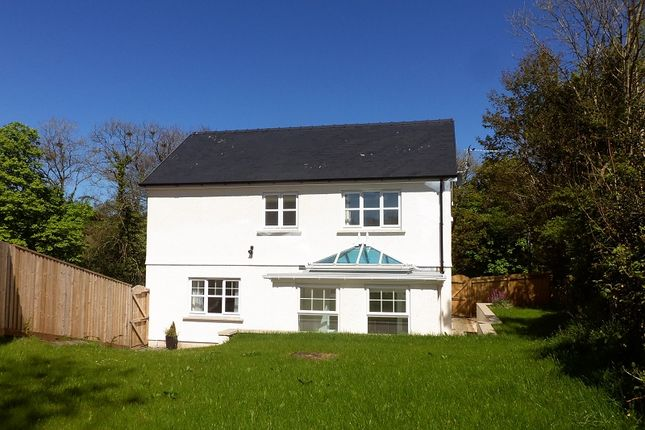 Thumbnail Detached house for sale in Maes Y Glyn, Johnstown, Carmarthen.