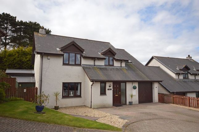 5 bed detached house for sale in Hawkens Way, St. Columb TR9