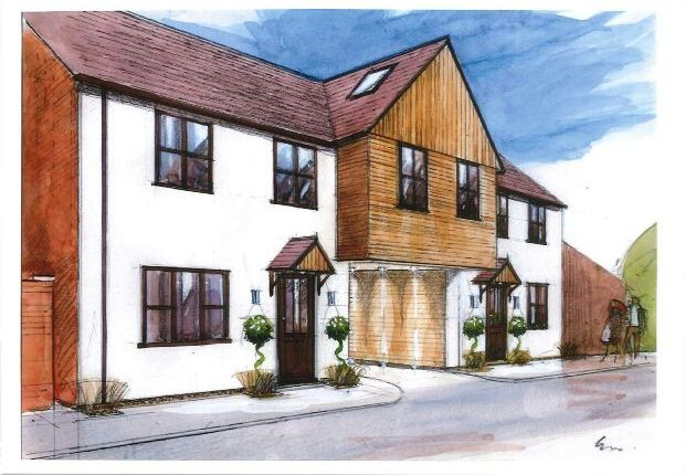 Thumbnail Flat for sale in Backfields, Upton-Upon-Severn, Worcester
