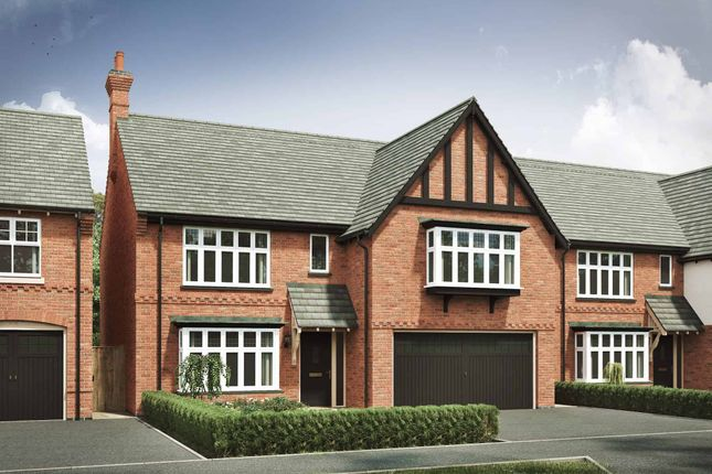 """Detached house for sale in """"The Southall"""" at Ratcliffe Road, Sileby, Loughborough"""