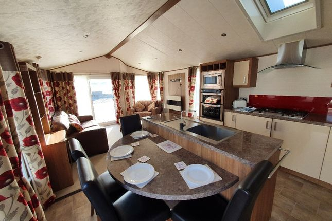 Thumbnail Mobile/park home for sale in Abi The Lodge, Moota, Cockermouth, Cumbria
