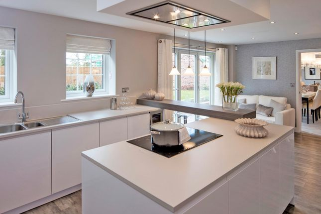 """Thumbnail Detached house for sale in """"Lichfield"""" at Southern Cross, Wixams, Bedford"""