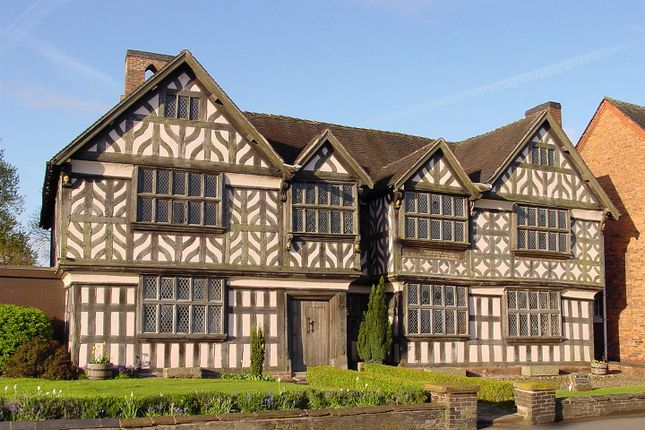 Thumbnail Property for sale in Mansion Court, Hospital Street, Nantwich