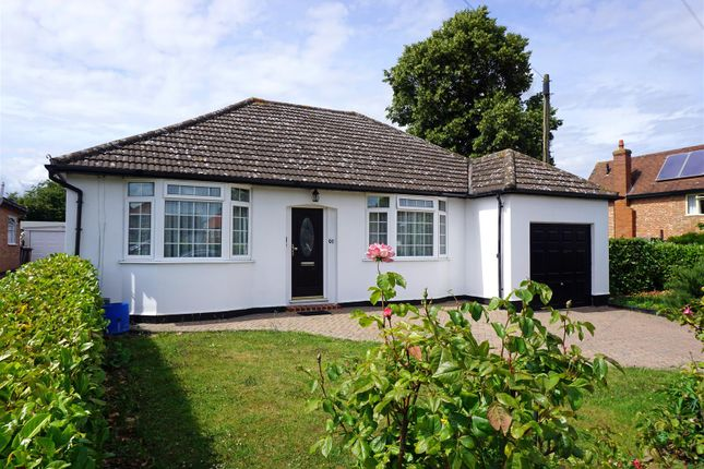 Thumbnail Detached bungalow for sale in Old Hale Way, Hitchin