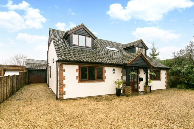 Thumbnail Detached house for sale in Heath End Close, Great Kingshill, High Wycombe, Buckinghamshire