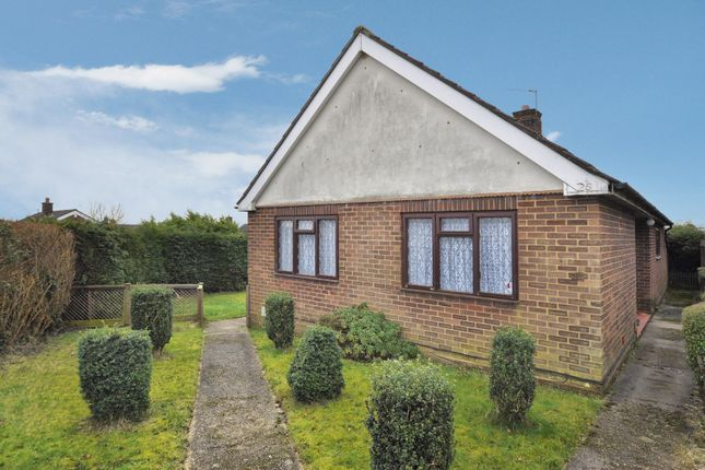 Thumbnail Bungalow to rent in Glebe Road, Ampthill