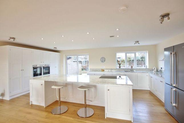 Open Plan Living Kitchen Diner