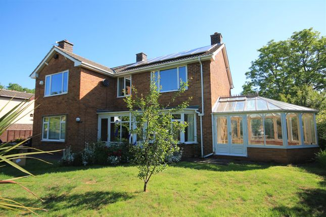Thumbnail Detached house for sale in Pollards Drive, Bishop Auckland