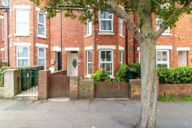 Thumbnail Terraced house for sale in Warren Road, Folkestone