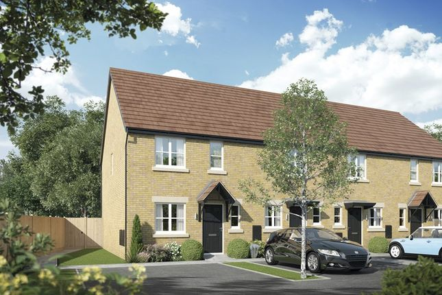 Thumbnail End terrace house for sale in Cross Hands, Lydney