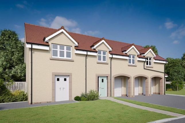 "Thumbnail Mews house for sale in ""The Mews"" at Newmills Road, Balerno"