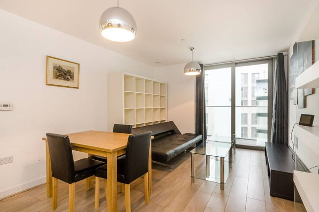 Thumbnail Flat to rent in Cornmill Lane, Lewisham