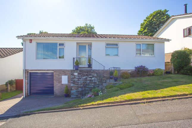 Thumbnail Detached bungalow for sale in Hopton Close, Widey, Plymouth