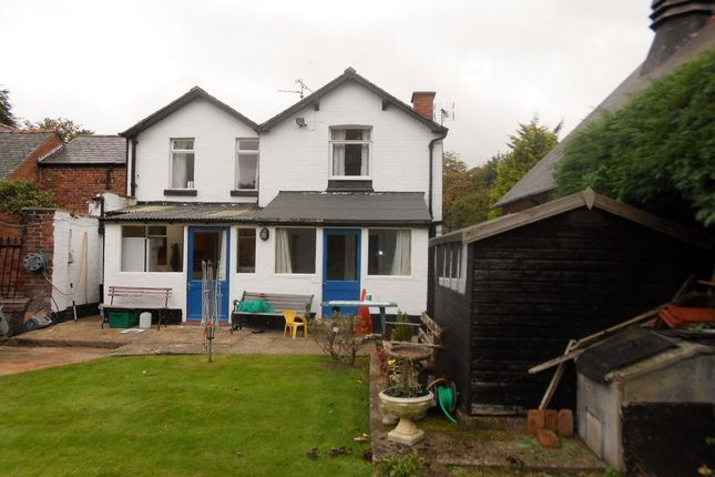 Thumbnail Semi-detached house for sale in Station Road, Rossett, Wrexham