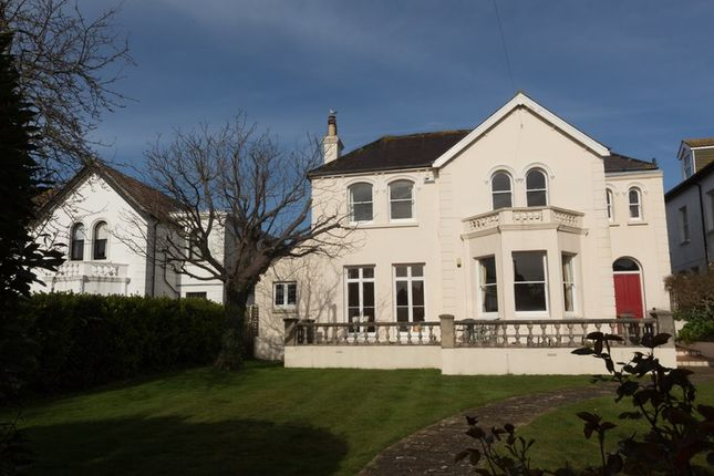 Thumbnail Detached house for sale in Ocklynge Ave, Eastbourne, East Sussex